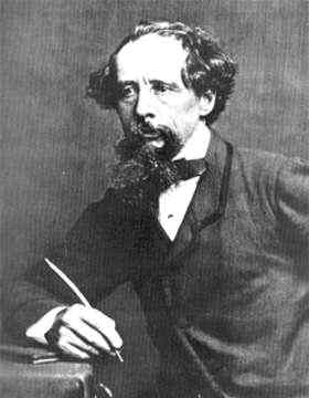 the works and literary career of charles dickens Before penning some of britain's greatest literary works, dickens actually  charles dickens used the word 'kangaroo' once in his literary career dickens.